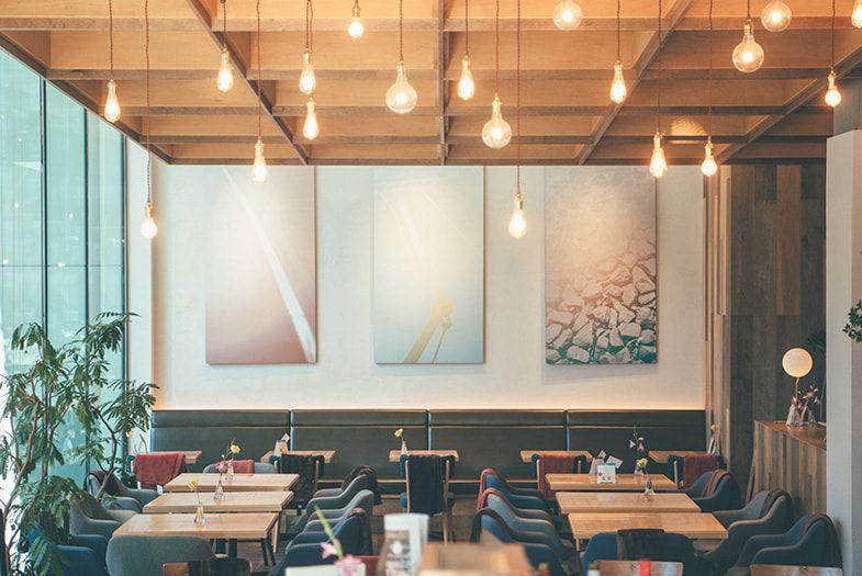 店内画像2 大塚最大規模の約90席を有するカフェです。
