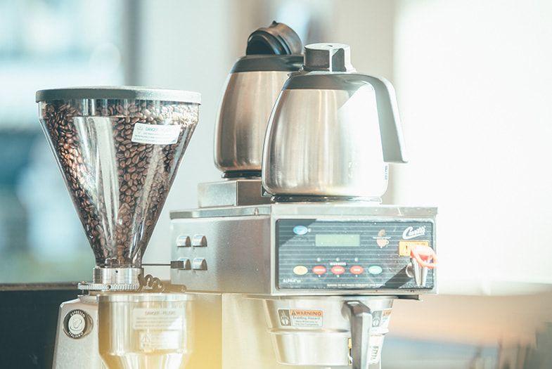 店内画像8 コーヒーメーカー