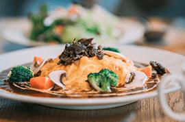food & menu フード