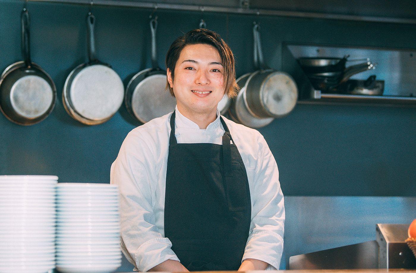 Cook Chief 若沢諒 WAKASAWA Ryo