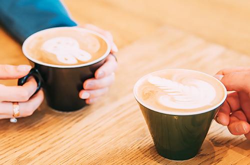 cafe & crinkおすすめのドリンク